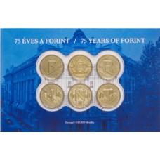2021. évi 75 éves a forint
