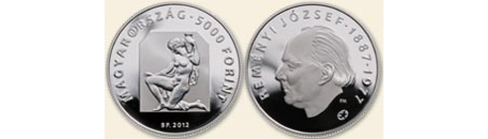 Silver coins BU