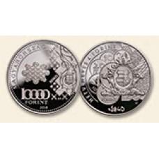 2016 70 éves a forint érme pár (2 db érme) - Ritkaság!